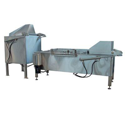 Оборудование для бланшировки грибов