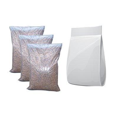 3 шовные термоформируемые мешки подушка из пленки