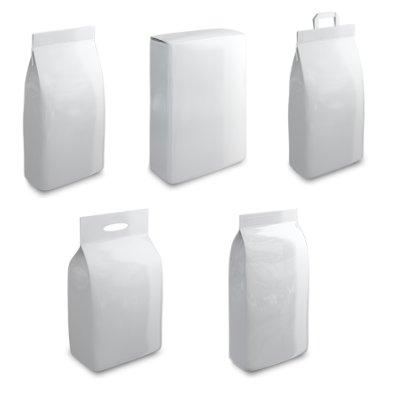 Пластиковые мешки для корма для животных