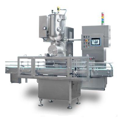 Механический поршневой дозатор ДС 240 для жидких, пастообразных и полу- вязких продуктов