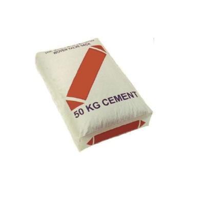 Клапанные мешки для упаковки цемента, сухих смесей