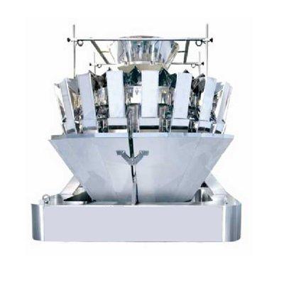 Мультиголовочный дозатор для сыпучих продуктов 18 каналов дозирования