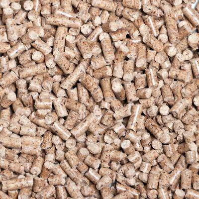 Производство и упаковка древесных пеллет