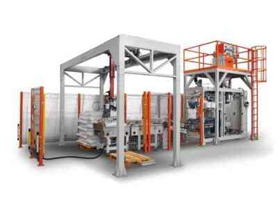 Оборудование для упаковки по типу от Аквипак