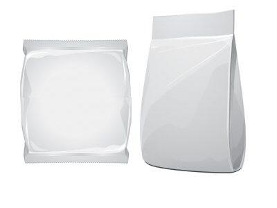 Пакет подушка для сыпучих продуктов