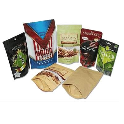 Пакеты дойпак для вязких и пастообразных продуктов