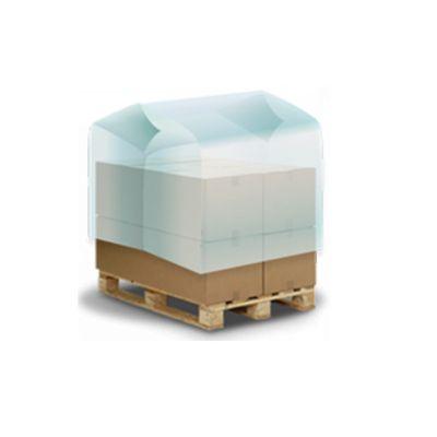 Упаковка паллет в термоусадочную пленку