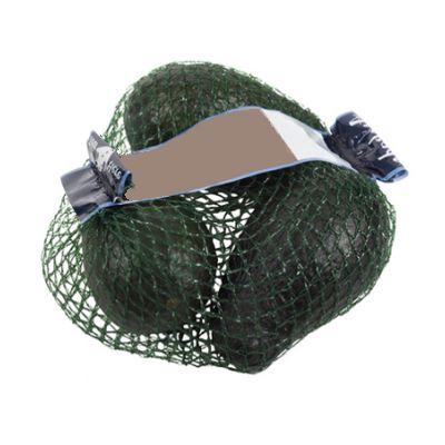 Упаковка овощей и фруктов в сетку