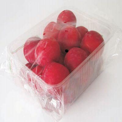 Оборудование для упаковки овощей и фруктов в коррекс