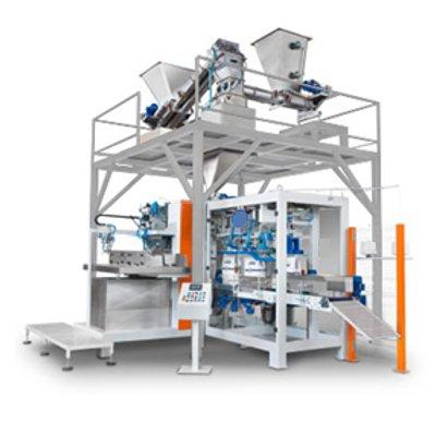 Оборудование для фасовки сыпучих материалов