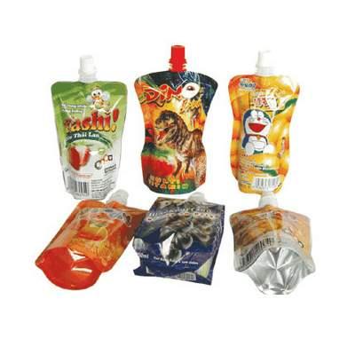 Оборудование для упаковки кетчупа, майонеза в пакет дой пак