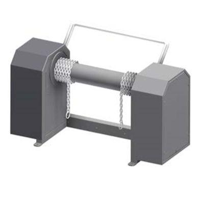 Шкуросъемная машина на мясокомбинат