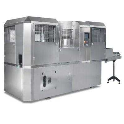 Закаточная машина М-4 для фасовки мясных консервов в жестяные банки фасовки