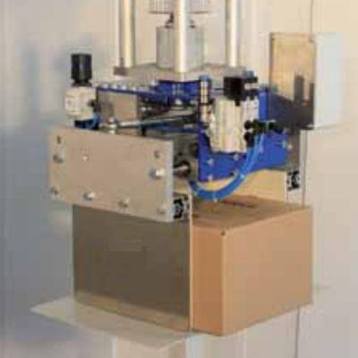 Механический захват для картонных коробок для паллетайзера