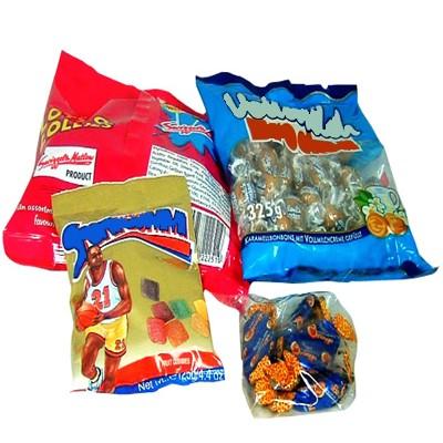 Варианты упаковки в пакет подушка