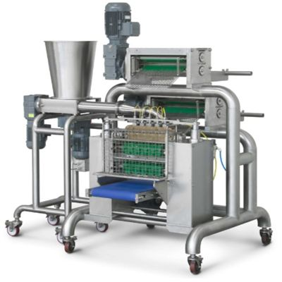 Оборудование для производства пельменей 220 кг в час
