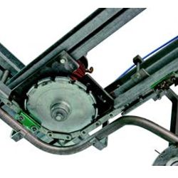 Приводное колесо для трубчатого пути