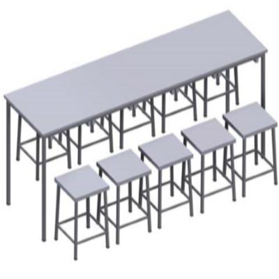 Столы обеденные из нержавеющей стали