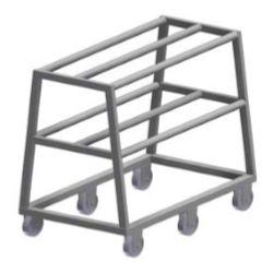 Тележка для крюков на колесах