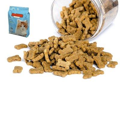 Пластиковые пакеты для упаковки корма для животных