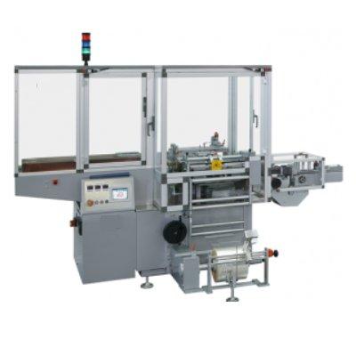 Оберточная машина для картонных коробок в пленку СМ-150