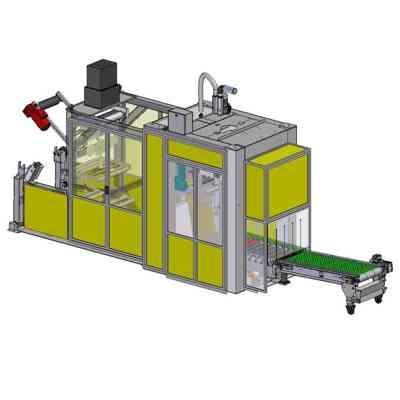 FFS упаковщик в рукавные мешки 2200 мешков / час