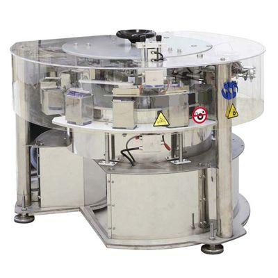 Автоматический брикетер для пакетов с крупой