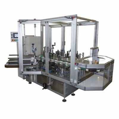 Вертикальная картонажная машина СМХ для фасовки стирального порошка