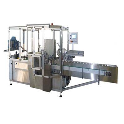 Вертикальная картонажная машина СМ для фасовки стирального порошка