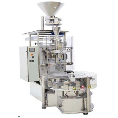Упаковочный автомат и брикетер для упаковки сахара крупы