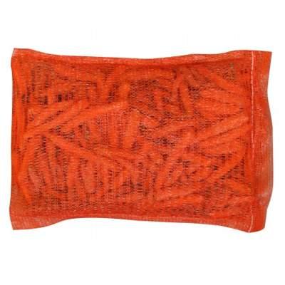 Сетка для упаковки свежей моркови