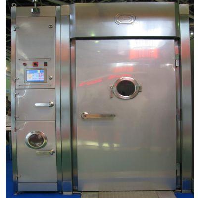 Сушильная камера на лотках для овощей, фруктов, грибов, зелени на 1000 кг в час