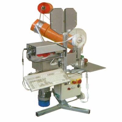 Клипсатор полу - автомат для фасовки фруктов в сетку экструзию