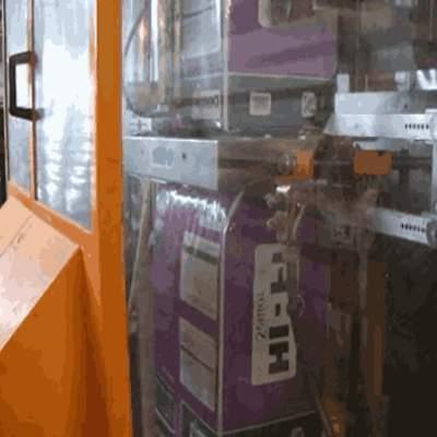 Коробчатые мешки типа кирпич для фасовки угля
