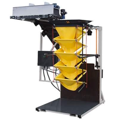 Оборудование для наполнения мешков биг бег овощами