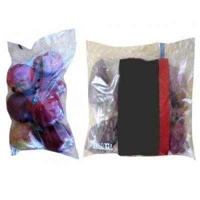 Упаковка овощей и фруктов в полипропиленовые пакеты Каст