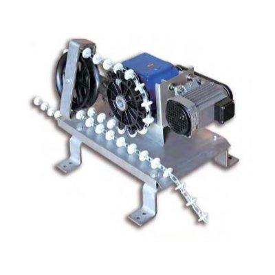Система привода оборудования для навозоудаления