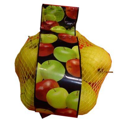 Упаковщик овощей и фруктов в сетку бандероль
