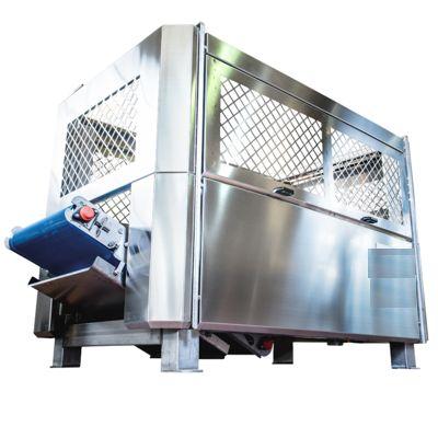 Машина для удаления остатков жидкости от овощей и фруктов Вортекс