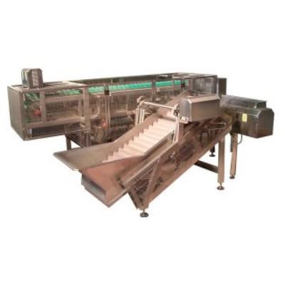 Машина для удаления верхушек и корней овощей Робеспьер