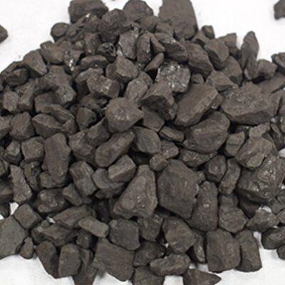 Фасовка каменного угля в мешки