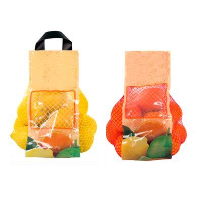 Упаковщик овощей и фруктов в сетку Домик