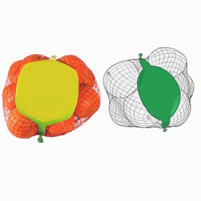 Упаковщик овощей и фруктов в сетку clip-to-clip