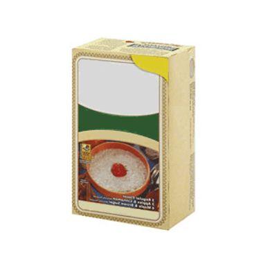 Картонная коробка для фасовки овсяных хлопьев, мюсли