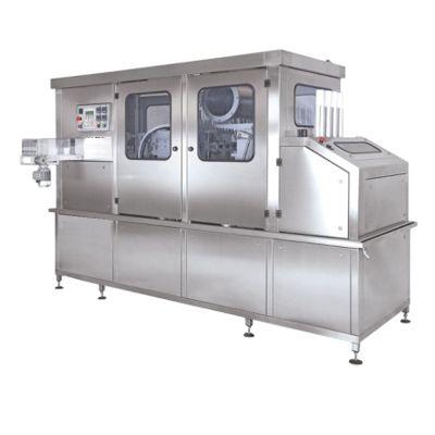 Упаковочная машина для фасовки йогурта в термоформируемый стакан ФБ-Л