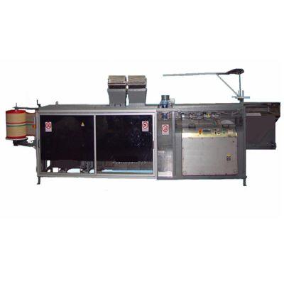 Упаковочная машина для овощей и фруктов в сетку-мешок СЧ-90