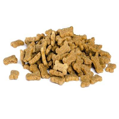 Упаковка корма для домашних животных в пластиковые мешки