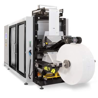 Рукавный упаковочный автомат для угля